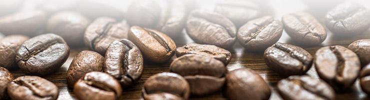 Kaffee aus Südamerika