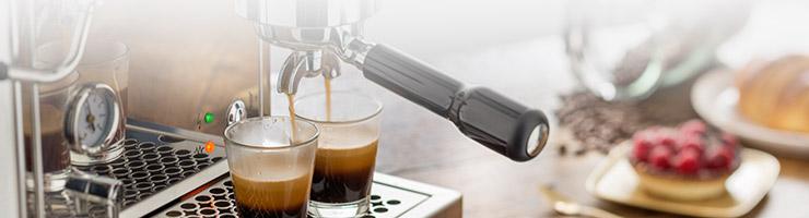 Kaffee für Siebträger