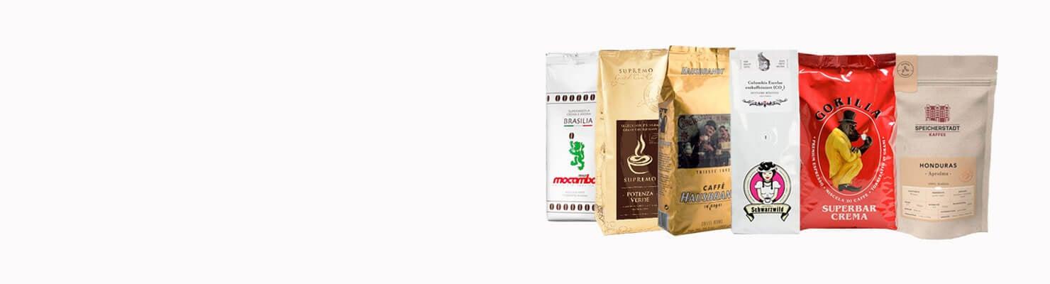 Kaffee-Probierpakete