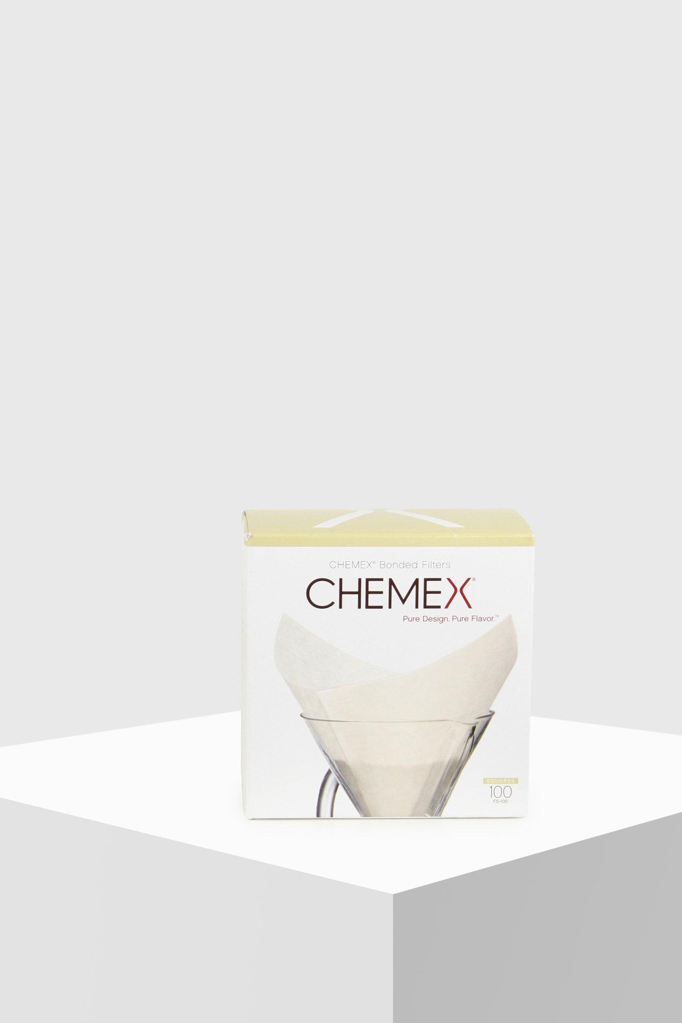 Chemex Filter FS 100 für 5 10 Tassen 100 Stück
