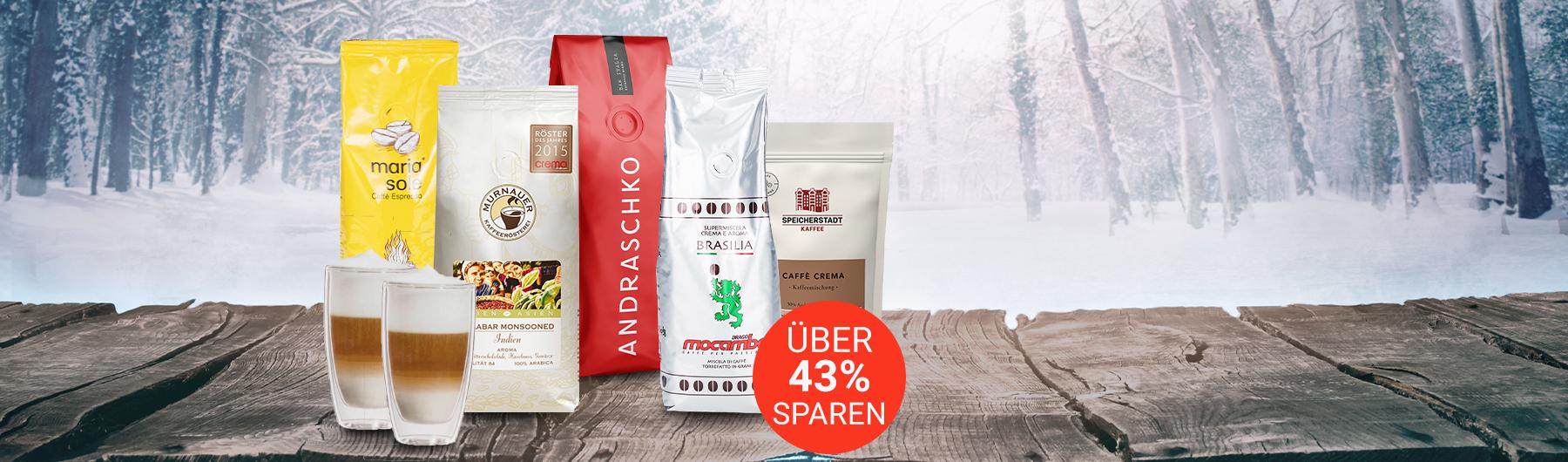 """FOCUS Probierpaket """"Die Kaffees des Jahres"""""""