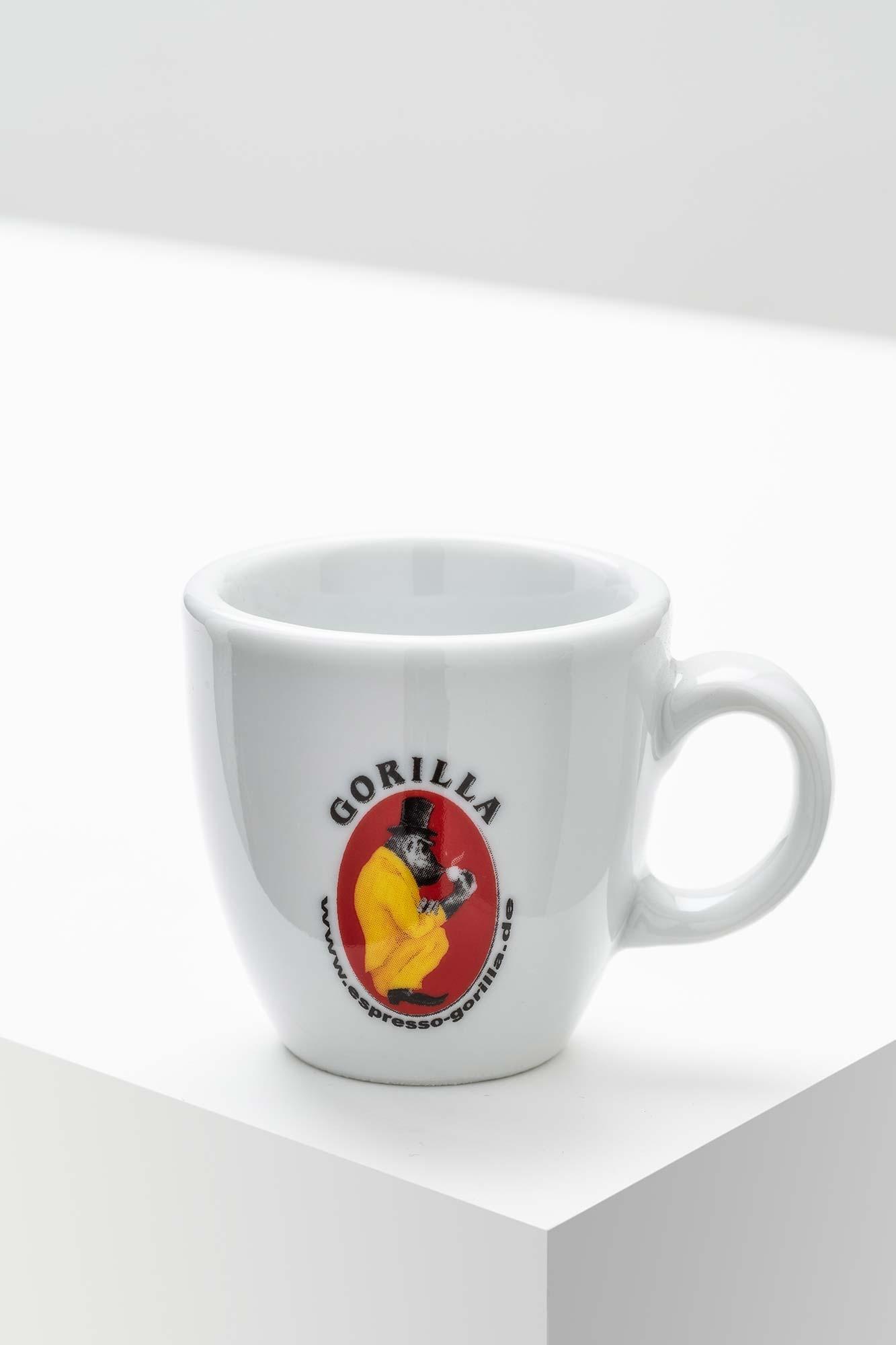 gorilla espresso tasse online kaufen roast market. Black Bedroom Furniture Sets. Home Design Ideas