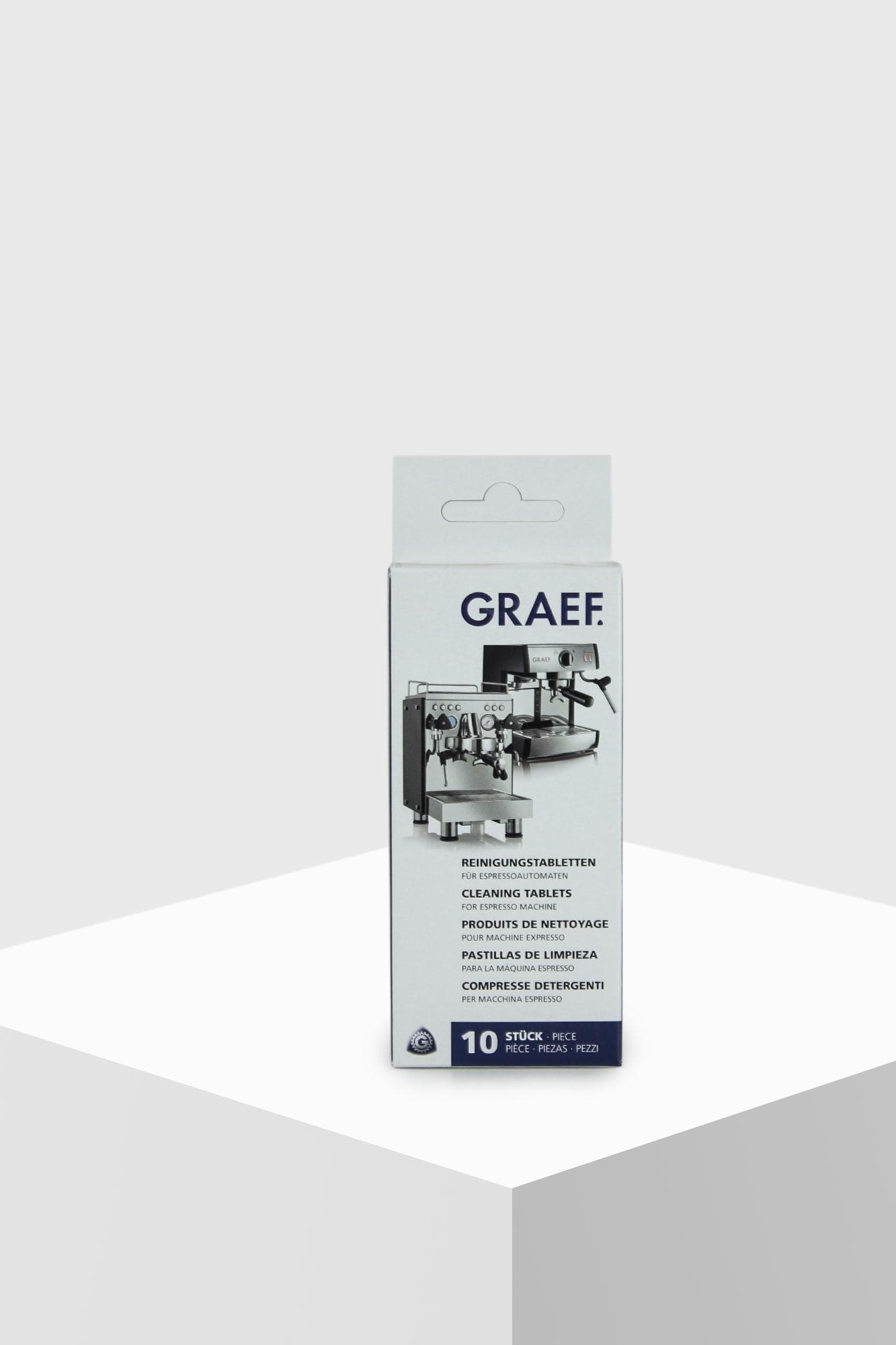 Tablet für Reinigung Maschine Kaffee 10 Stk