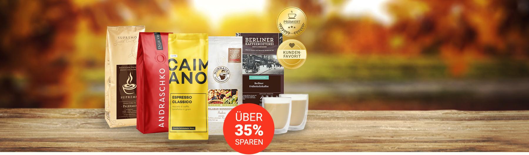 "TV Today Probierpaket ""Perfekter Cappuccino"""