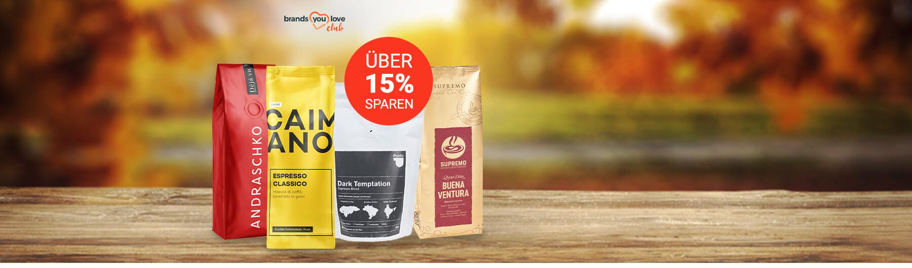 Brands you love Probierpaket
