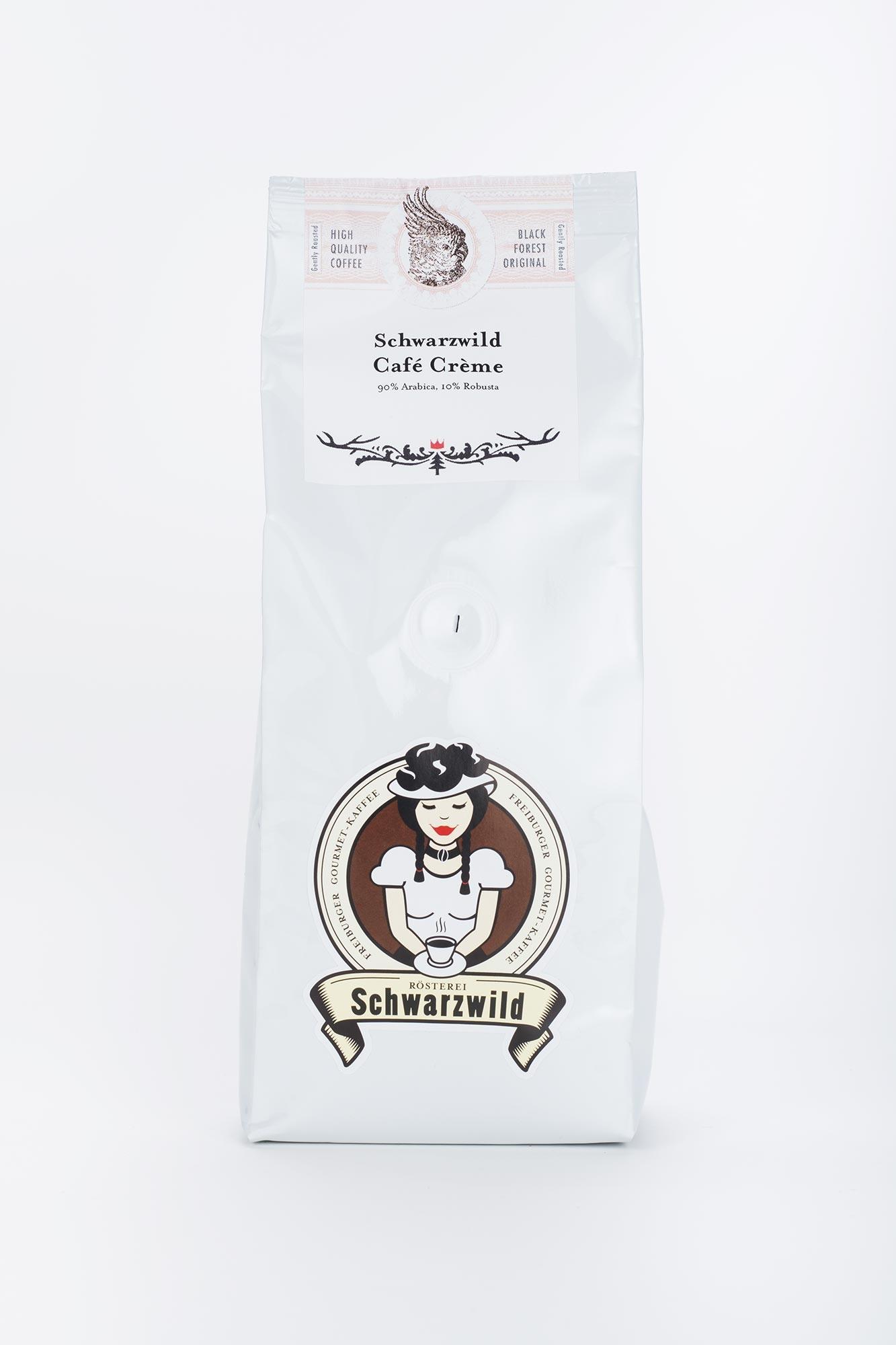 Schwarzwild Café Crème 250g