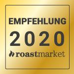 roastmarket Empfehlung 2020