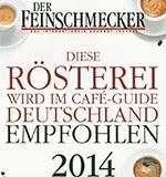 Feinschmecker Rösterei 2014