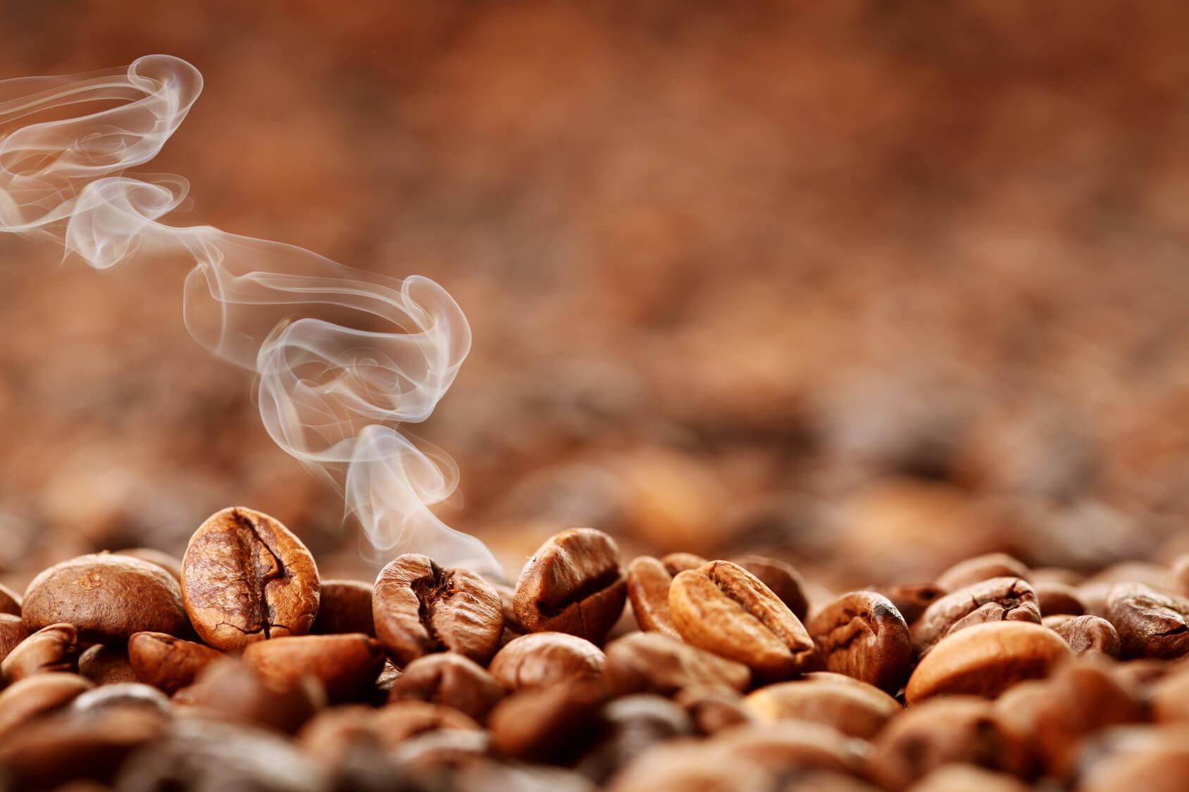 Kaffeebohnen Vollautomaten