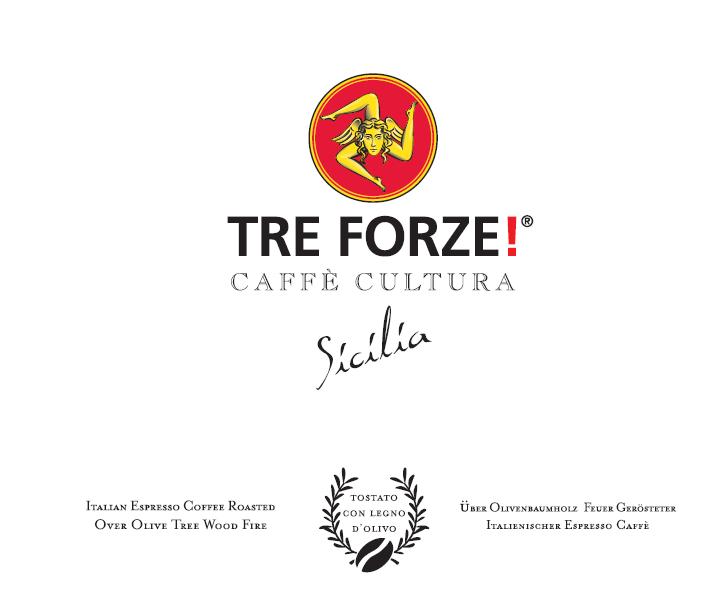 Tre Forze Logo