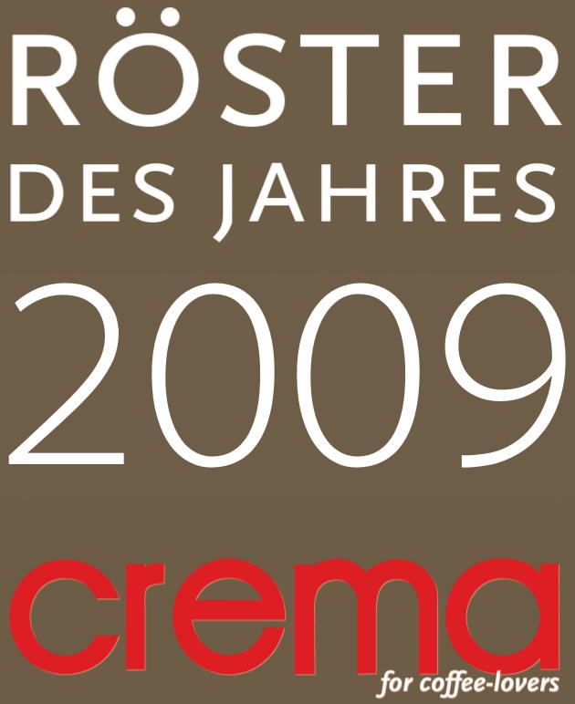 Röster des Jahres 2009