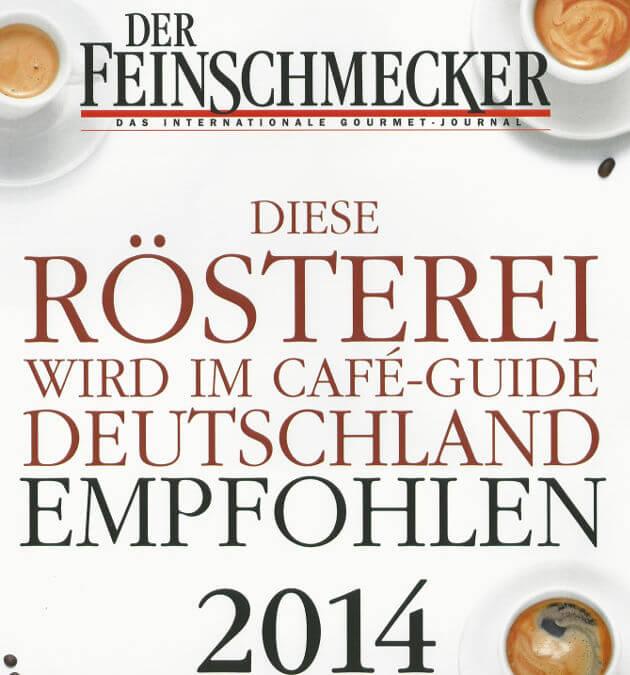 Feinschmecker Empfehlung 2014