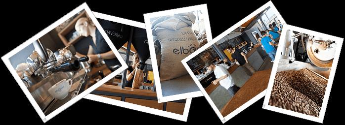 Elbgold Kaffee Fotos