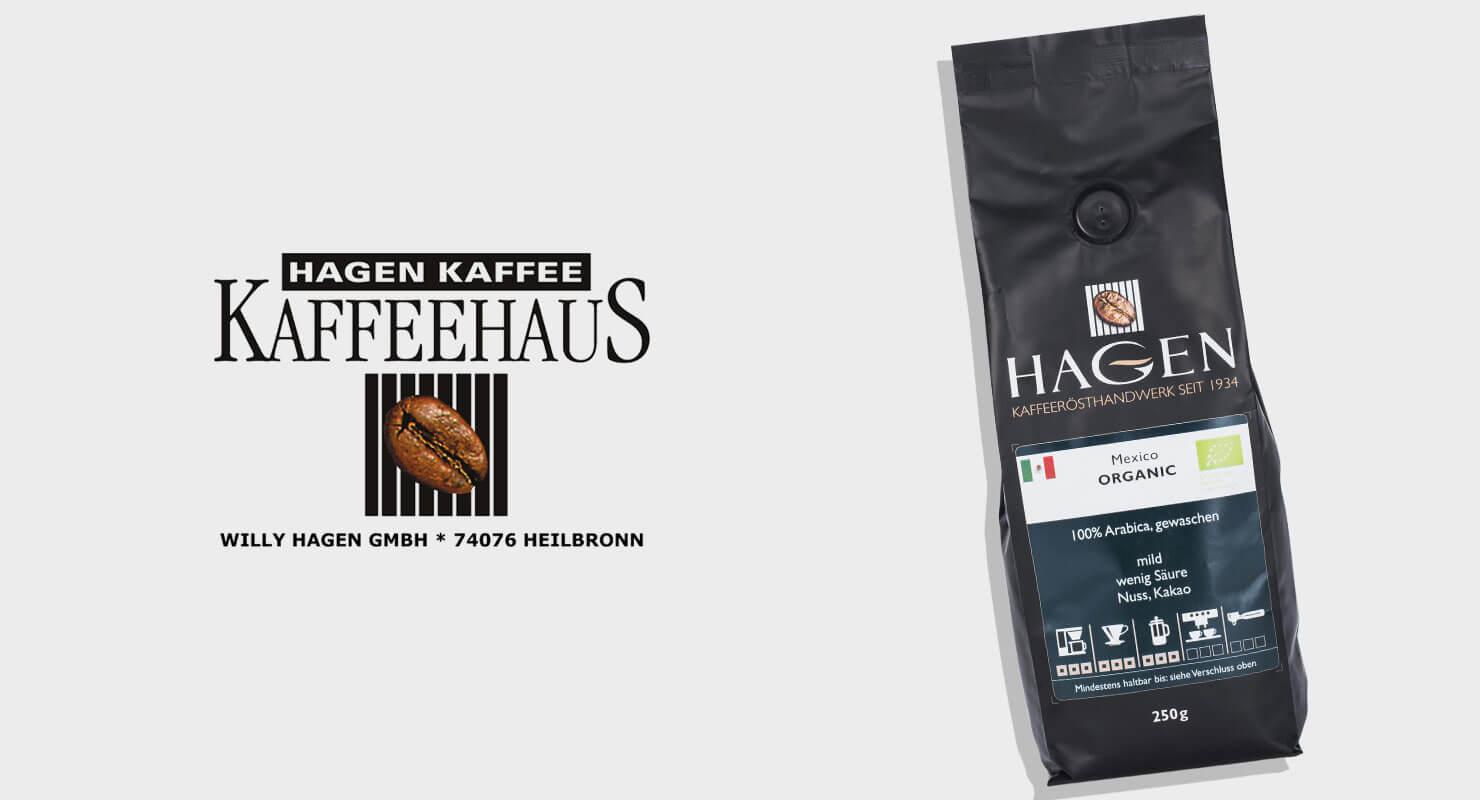 Kaffee Hagen Logo