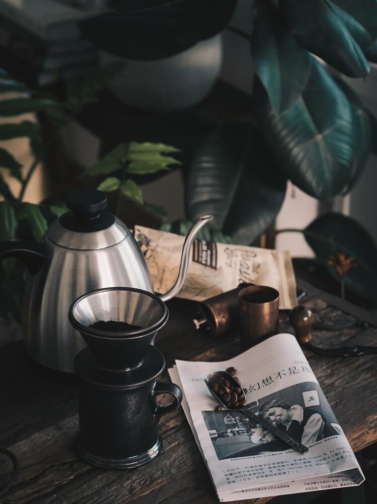 Kaffee-Zubehör von AEG für Filterkaffee