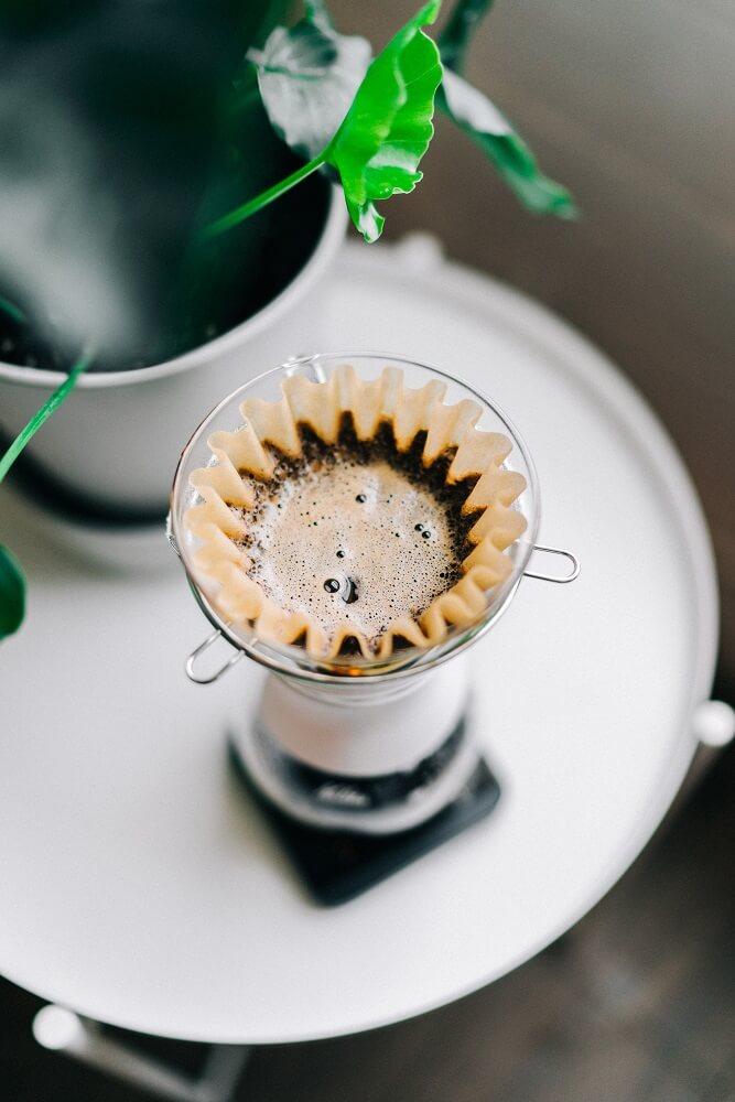 Kaffeedosierung mit Acaia Kaffeewage für Pour Over Kaffee