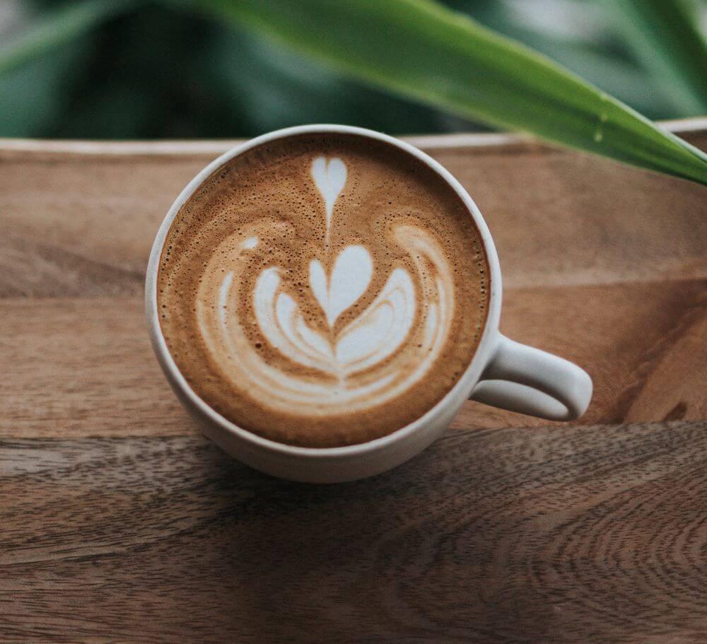 Alvorada Kaffee in einer Tasse