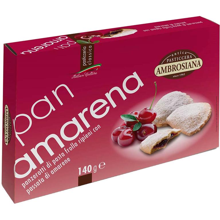 Antica Pasticceria Ambrosiana Pan Amarena