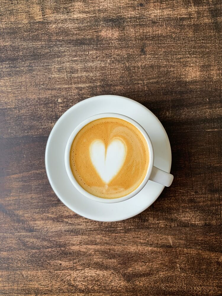 Espresso aus Gaggia Siebträgermaschine