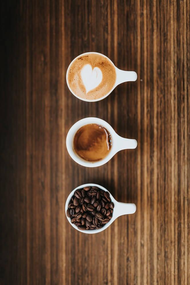 Espresso mit Ascaso Siebträgermaschinen