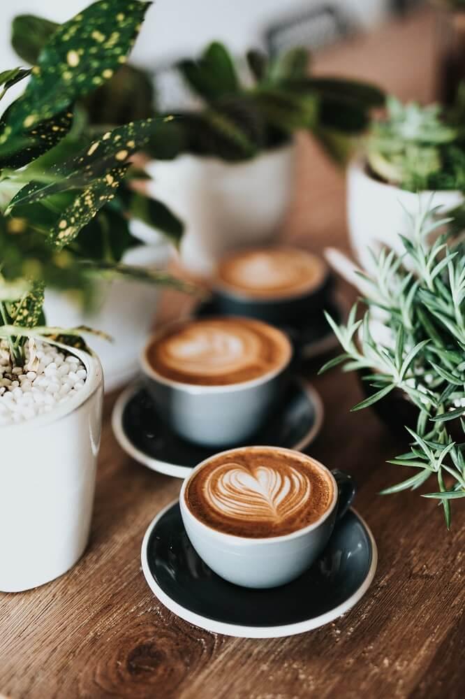 Kaffee von Café Royal