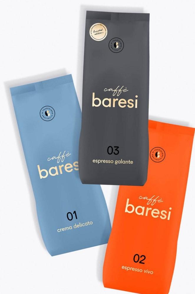 Cafe Baresi Probierpaket
