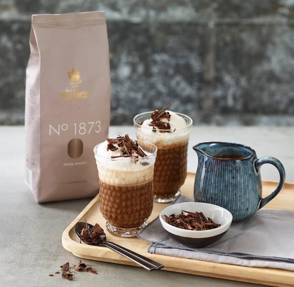 Eilles Kaffee N 1873 Happy Coffee Schokoladenkaffee