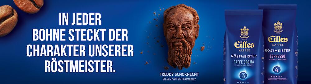 Eilles Röstmeister Freddy Kampagne