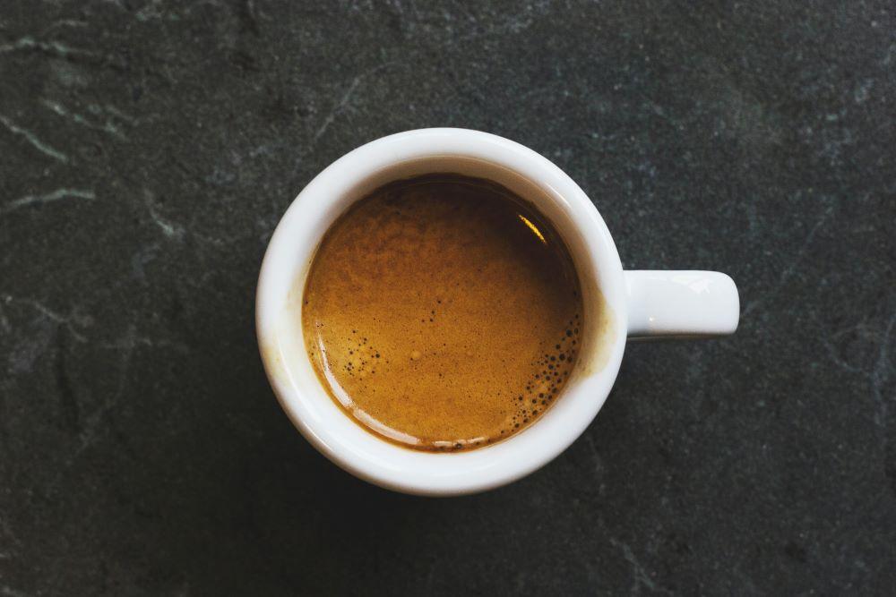 Espresso aus dem Espressokocher