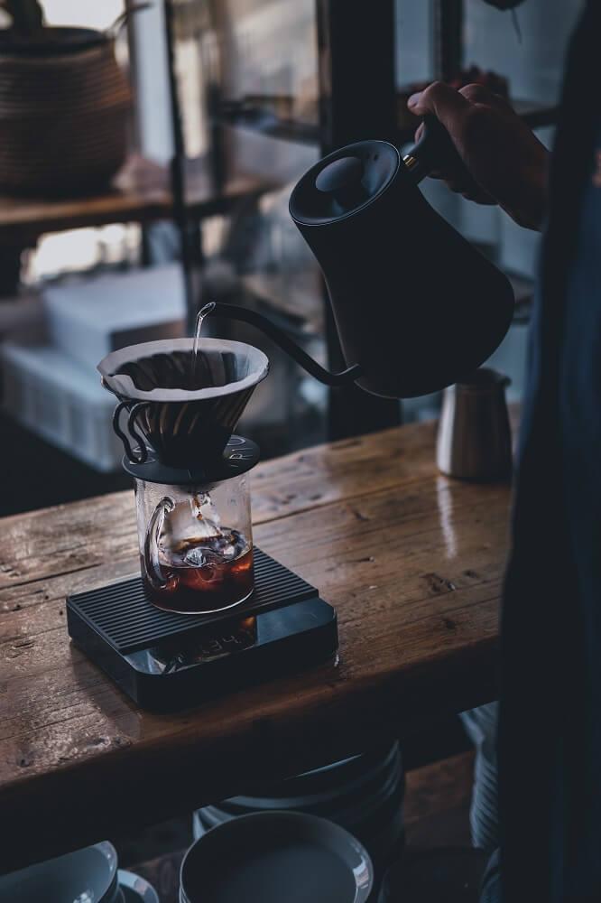 Fellow Wasserkocher für Filterkaffee