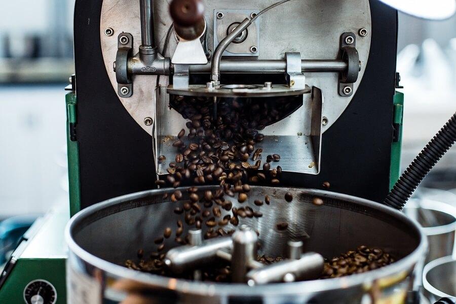Kaffeeröstung Jacobs Specialty Coffee