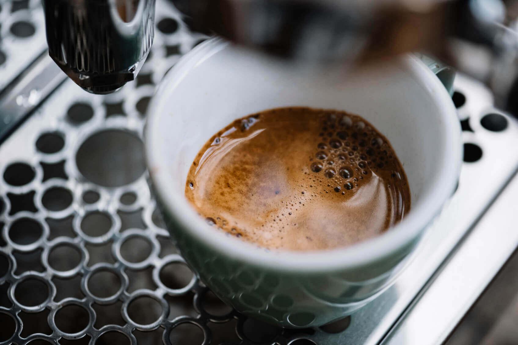 Zubereitung Kaffeebohnen für Vollautomaten