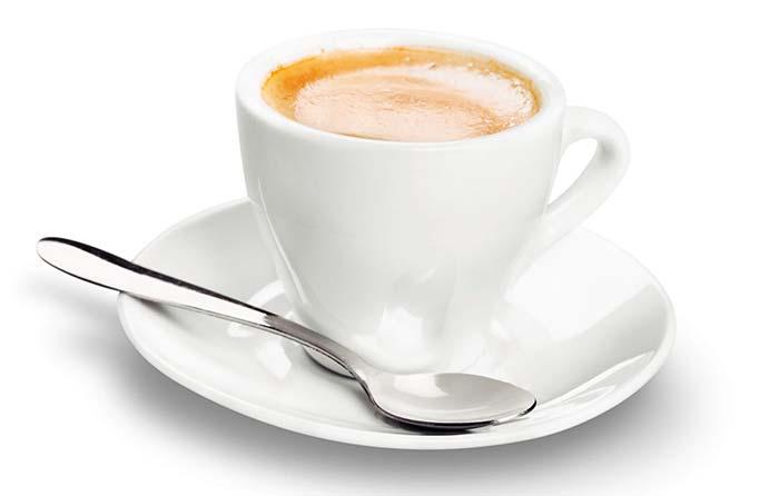 Espresso entkaffeiniert