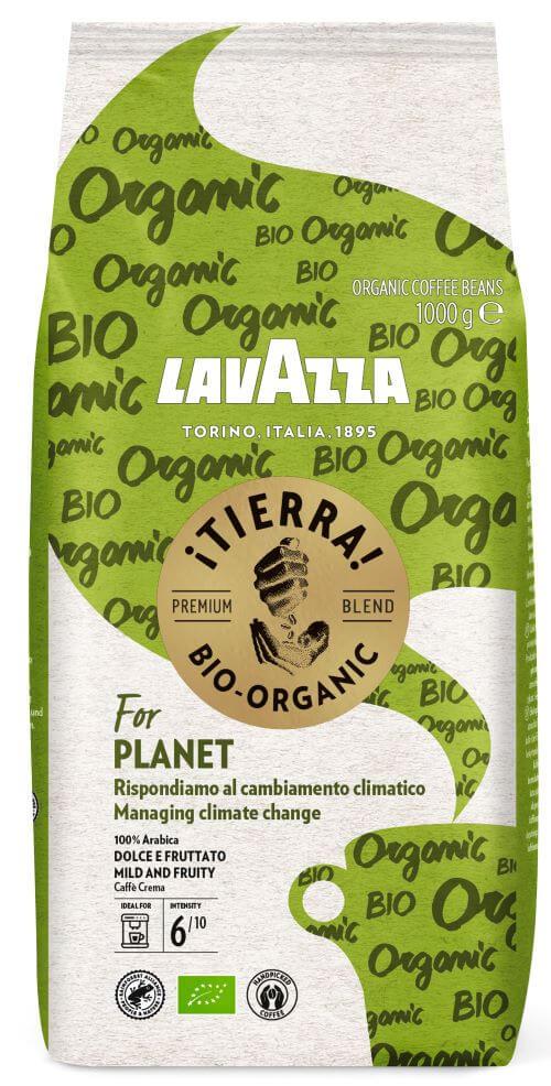 Lavazza Tierra for Planet Organic