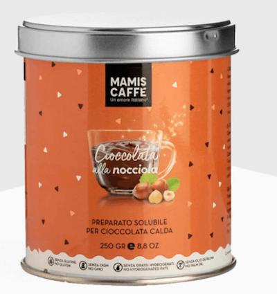Mamis Caffè Trinkschokolade Choco Nocciola Haselnuss