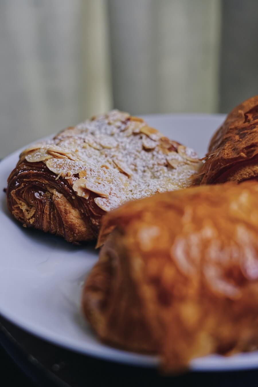Italienischer Blätterteig-Keks Millefoglie