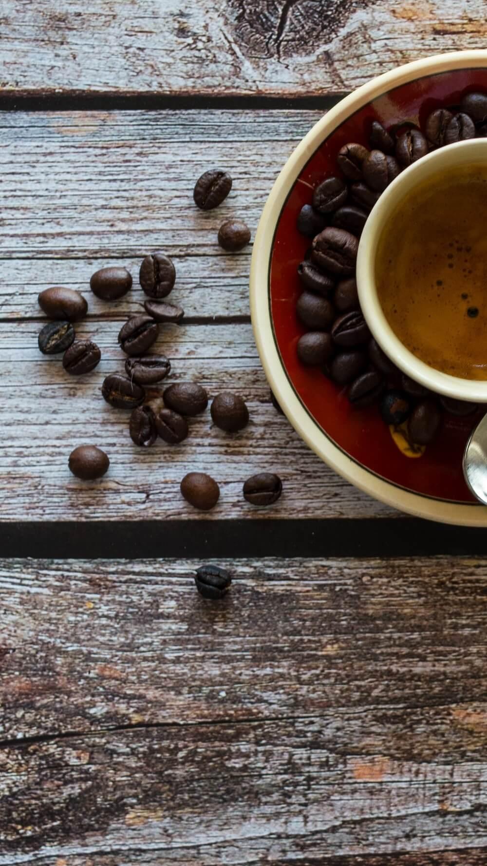 Espresso von Mount Hagen