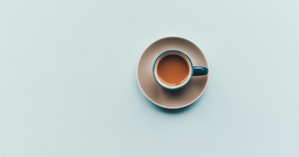 Nescafè Dolce Gusto Kapselkaffee in Espressotasse