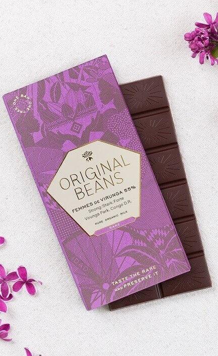 Original Beans Virunga Schokolade