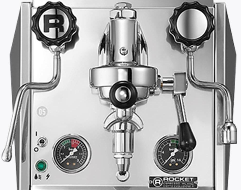 Rocket Espressomaschine Giotto Cronometro R Shottimer
