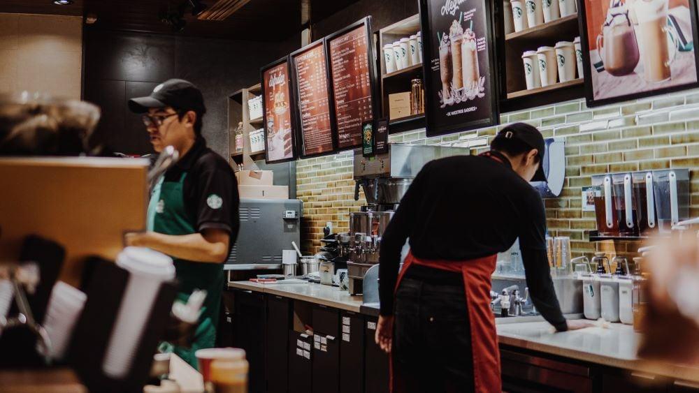 Starbucks Coffee Houses