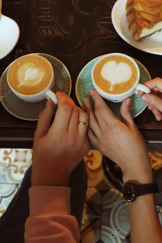 Kaffee-Seminar bei Alps Coffee
