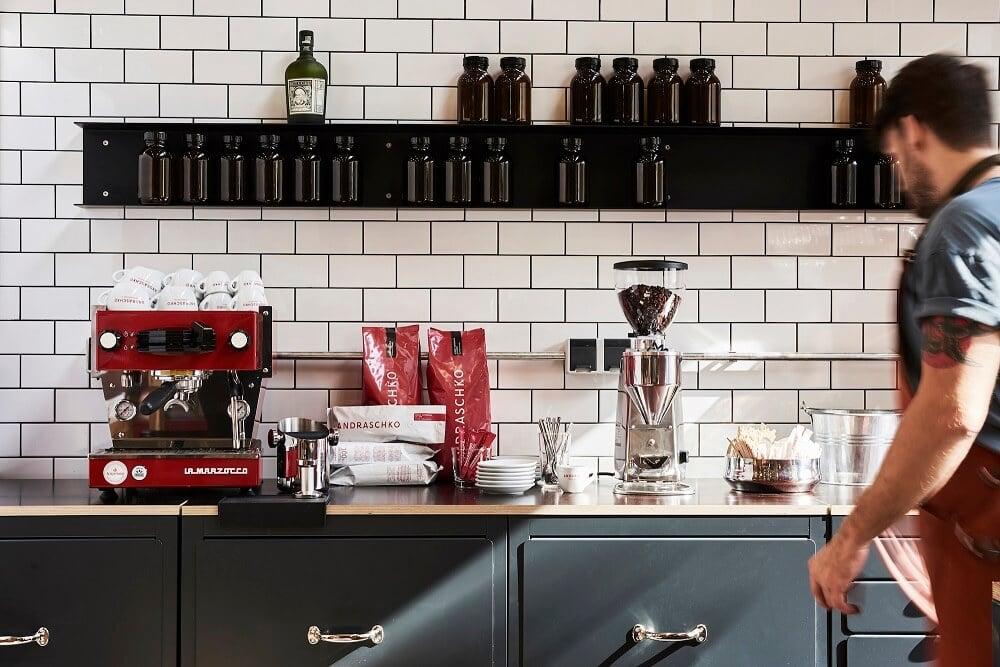 Andraschko Café Bar Zubereitung