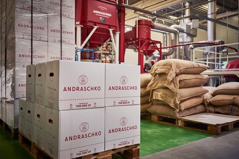 Andraschko Kaffeemanufaktur Rösterei