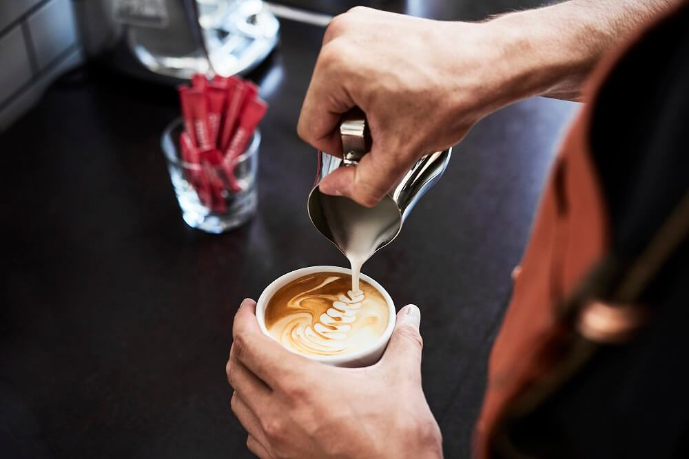 Andraschko Latte Art Barista
