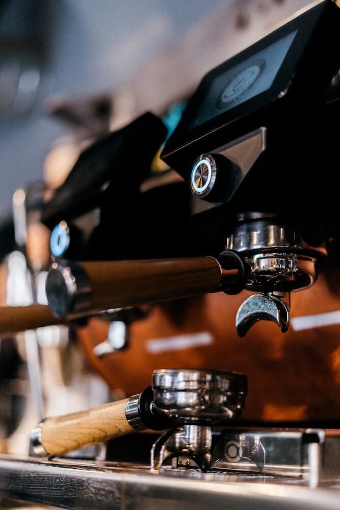 Die Espressomaschine schlechthin: die Siebträgermaschine