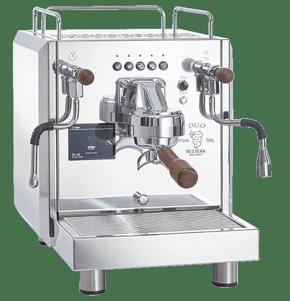 Bezzera Espressomaschine Duo Top DE