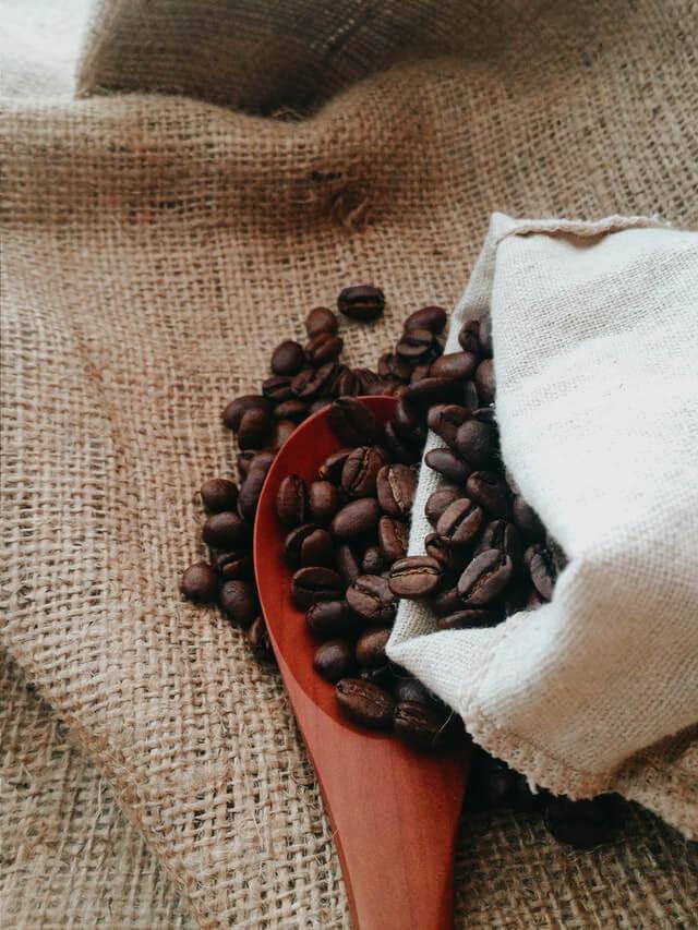 Bio-Kaffee Kaffeebohnen