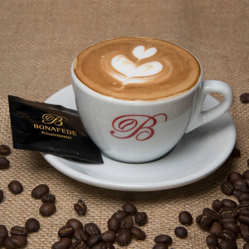 Bonafede Privatrösterei Cappuccino