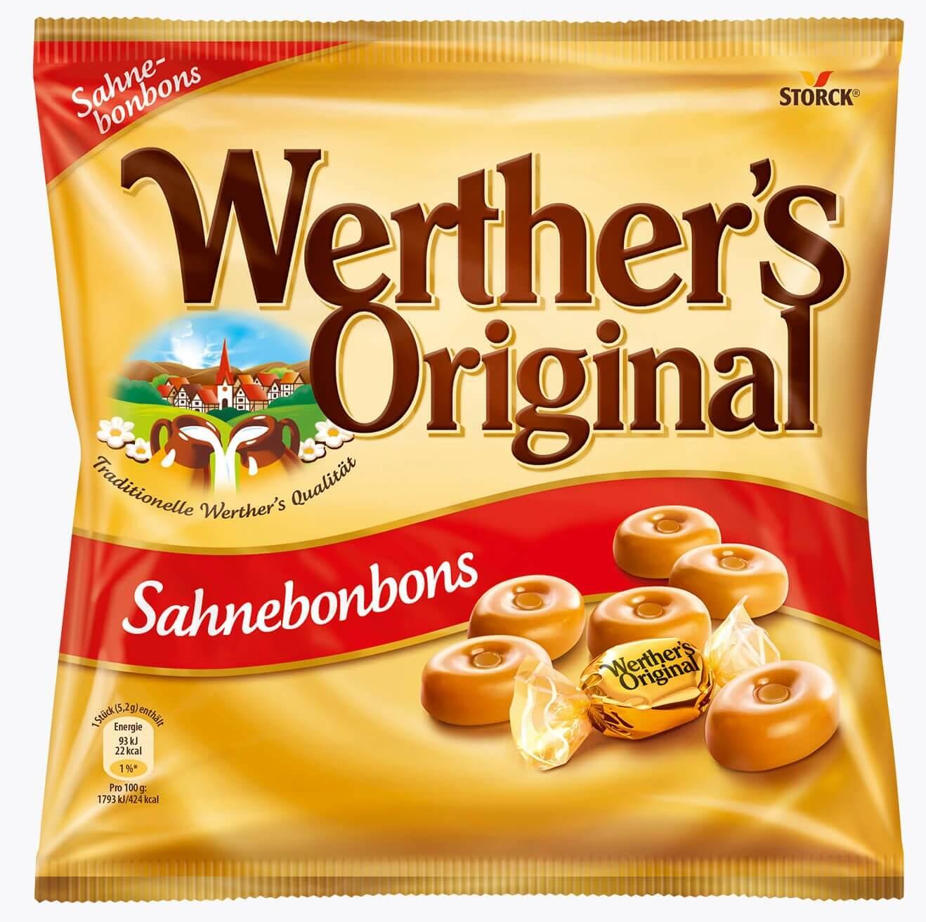 Werthers Original Sahnebonbons